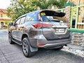 Selling Grey Toyota Fortuner 2016 in San Jose del Monte-4