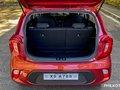 Kia Picanto rear open trunk