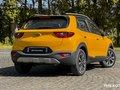 Kia Stonic rear 1 yellow