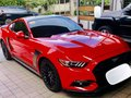 Red Ford Mustang 2017-3