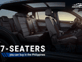 LIST: All the seven-seaters you can buy in the Philippines