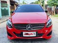 RUSH! Selling Red 2015 Mercedes-Benz B-Class  200 BlueEFFICIENCY AT second hand-0