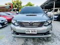 RUSH sale! Grey 2015 Toyota Fortuner V Black Series cheap price-1
