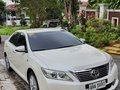 2015 Camry G AT - Pearl White-4