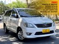 Selling used White 2014 Toyota Innova 2.5 J M/T Diesel MPV by trusted seller-0