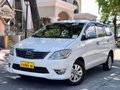 Selling used White 2014 Toyota Innova 2.5 J M/T Diesel MPV by trusted seller-4