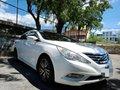 White 2011 Hyundai Sonata Sedan second hand for sale-0