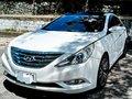 White 2011 Hyundai Sonata Sedan second hand for sale-1