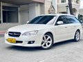 Selling White 2008 Subaru Legacy 2.0 R A/T Gas Wagon in a Cheap Price!!-10