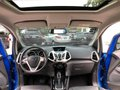 Blue 2nd hand 2015 Ford EcoSport Titanium for sale-9