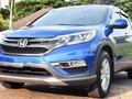 Blue Honda Cr-V 2010 for sale in Manila-2