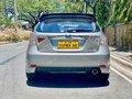 Silver 2008 Subaru Impreza Wrx Hatchback 2.5 M/T Gas second hand for sale-4