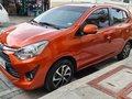 Orange Toyota Wigo 2020-0