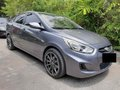 Selling pre-owned 2017 Hyundai Accent  1.4 GL 6MT in Grey-0