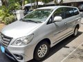 Brightsilver Toyota Innova 2014 for sale in Makati-5