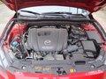 Red 2017 Mazda 3 2.0L Premium Sedan  for sale-4
