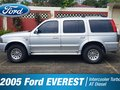 SALE 2005 Silver Ford EVEREST AUTOMATIC Diesel-5