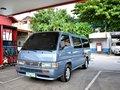 2009 Nissan Urvan Escapade MT 398t  Nego Batangas Area -0