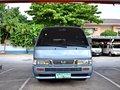 2009 Nissan Urvan Escapade MT 398t  Nego Batangas Area -2