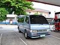 2009 Nissan Urvan Escapade MT 398t  Nego Batangas Area -19