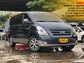 Second hand Blue 2017 Hyundai Grand Starex  for sale-0