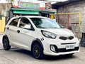 White Kia Picanto 2014 for sale in Marikina-8
