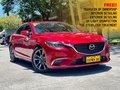 RUSH sale! Second Hand Red 2016 Mazda 6 2.2 A/T Diesel sedan cheap price!-0