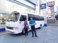 Avail the Big Cash Discount of 700K for Brand New Hyundai County 28+1 Seater Diesel MT Mini Bus -0