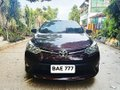 2018 Toyota Vios 1.3 E Automatic blackish red in good condition-0