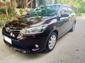 2018 Toyota Vios 1.3 E Automatic blackish red in good condition-2