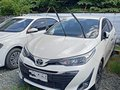 Pearl White Toyota Vios 2019 for sale in Paranaque-2