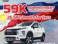 2021 Mitsubishi Xpander Cross 59k Downpayment-0
