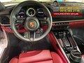 2021 Porsche 911 Carrera 4S, Brand new, White Metallic, Leather interior in Black/Bordeaux Red-8