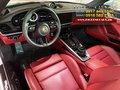 2021 Porsche 911 Carrera 4S, Brand new, White Metallic, Leather interior in Black/Bordeaux Red-9