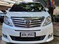 Selling Toyota Alphard 2015 -9