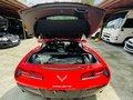 Orange Chevrolet Corvette 2021-2