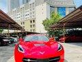 Orange Chevrolet Corvette 2021-9