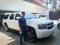 White 2012 Chevrolet Suburban   for sale-0