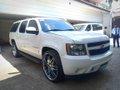 White 2012 Chevrolet Suburban   for sale-5