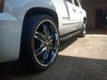 White 2012 Chevrolet Suburban   for sale-6