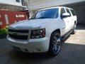White 2012 Chevrolet Suburban   for sale-12