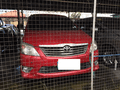 Second-hand Red Toyota Innova G M/T 2014 Diesel For Sale-0