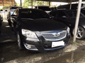 Used Toyota Camry A/T 2010 In Black For Sale-3
