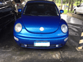Rush Sales! Second Hand Volkswagen Bettle A/T 2003 in Blue For Sale -0