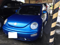 Rush Sales! Second Hand Volkswagen Bettle A/T 2003 in Blue For Sale -2