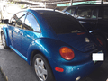Rush Sales! Second Hand Volkswagen Bettle A/T 2003 in Blue For Sale -4