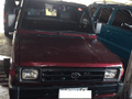 Selling Used Toyota Tamaraw Fx 2002 MY In Red Colour-0