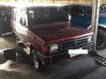 Selling Used Toyota Tamaraw Fx 2002 MY In Red Colour-1