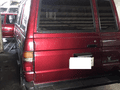 Selling Used Toyota Tamaraw Fx 2002 MY In Red Colour-4