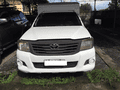 Used Toyota Hilux 2016 In White For Sale In Good Condition-0